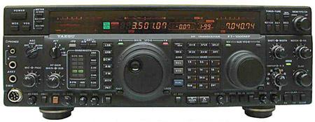Modern, consumerized amateur transmitter – receiver
