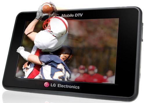 Mobile DTV Receiver