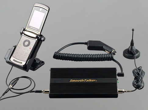 Typical Signal Booster System
