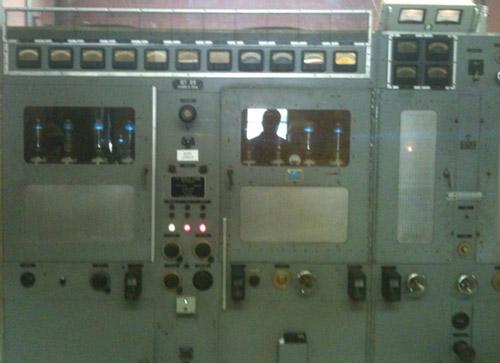 KPH Vacuum Tube Transmitter