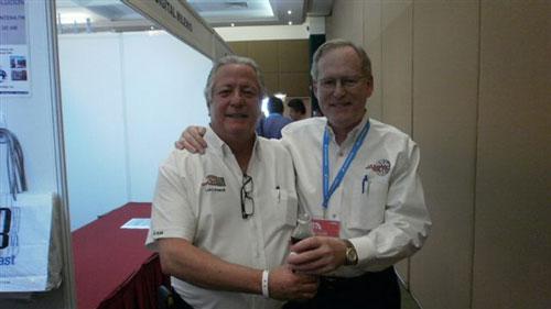 Luis Endara y Jim Godrey los hombres Bi-Empresas