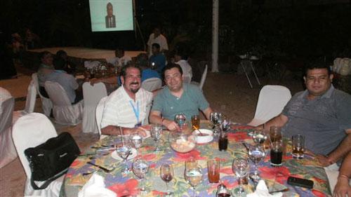 Ing. Sergio Rojano e Ing. Ernesto Reyes