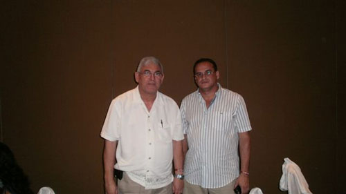 Javier Castillo y Roger Batista de Vimesa