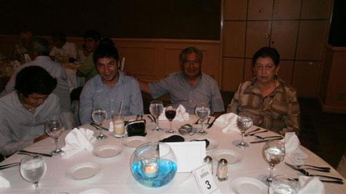 Ing. Leonardo Dircio y familia