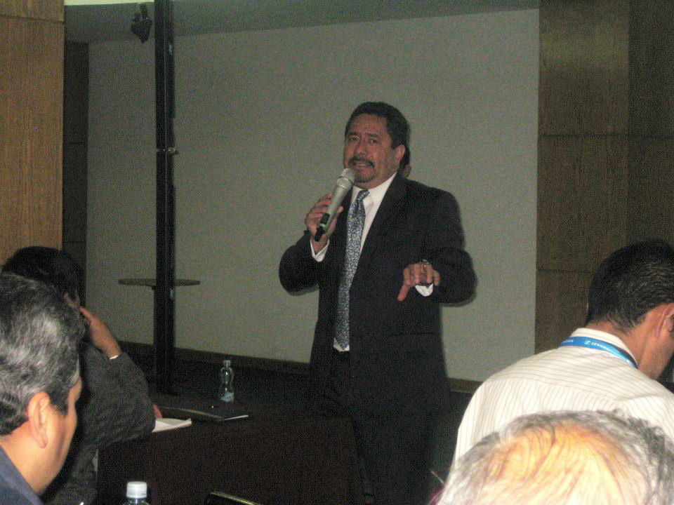Ing. Jesus Enriquez, Director General de Grupo Diez Tecnologia
