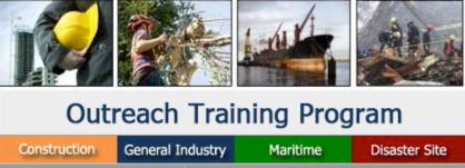 OSHA 10 & OSHA 30 Safety Training
