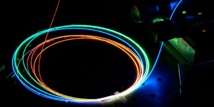Groundbreaking fast pulse research promises huge fiber capacity