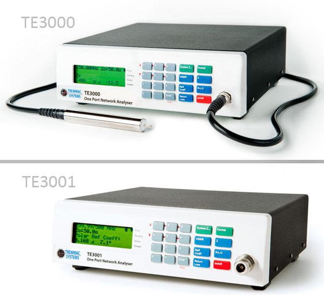 portable RF Vector Impedance analyzers & Network Analyzer