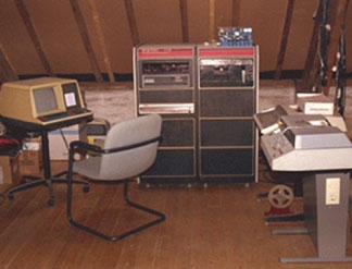 LBA DEC PDP-11 Computer Configuration - 1980