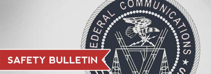 FCC Mandates Contractor RF Training